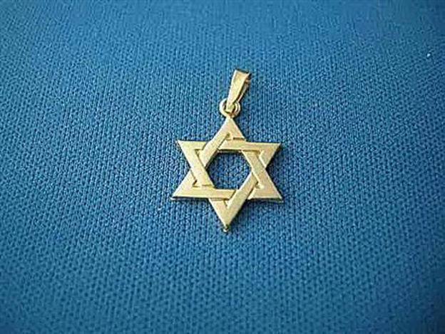 Picture of #G179 Macro Classic Star of David