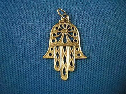Picture of #G409 Traditional Hamsa