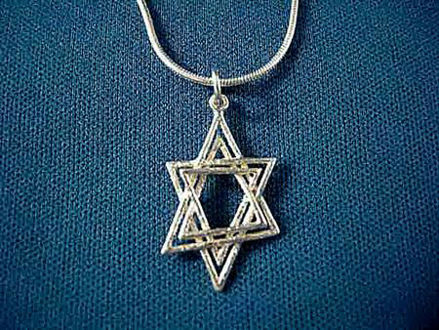 Picture of #S129 Star of David