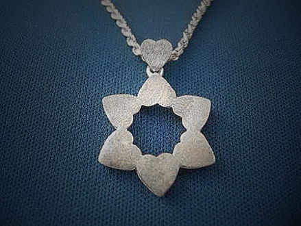 Picture of #S190 Star of David