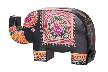 Picture of #100-7 Cashbah Barnum - Elephant