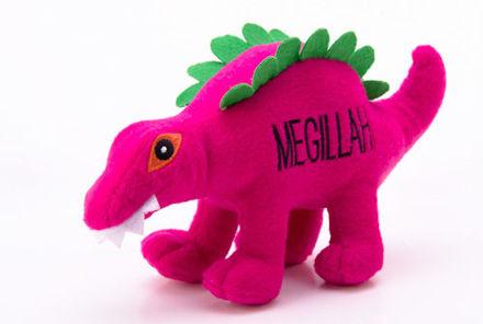 Picture of #906 Megillah - Dinosaur