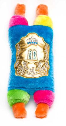 Picture of #986-L Torah Plush Large
