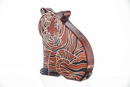Picture of #100-10 Cashbah Raj - Tiger