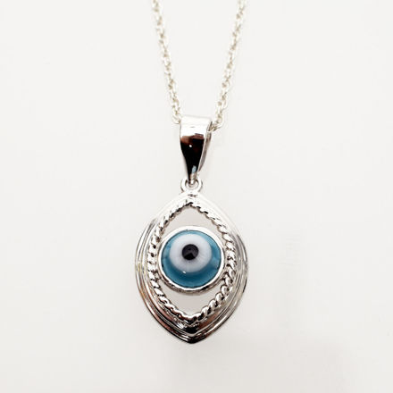 Picture of Singleton Eye Necklace