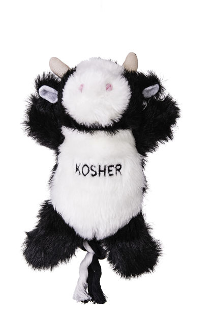 Picture of #909-T Kosher Cow with Tug