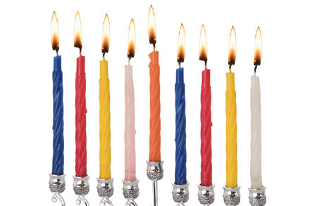 Picture of #566 Channukah Candles