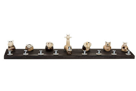 Picture of Shell Zoo Menorah
