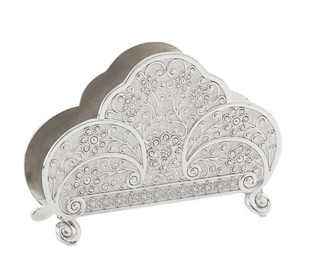 Picture of #14375 Napkin Holder Silver Plated