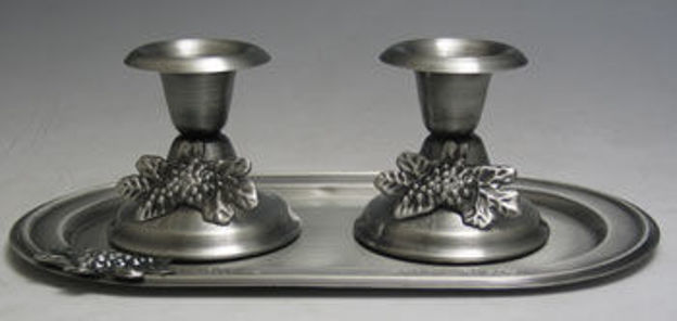 Picture of Candlestick Pewter