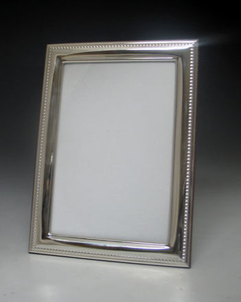 Picture of #1049-3 Picture Frames Sterling Silver 4x6
