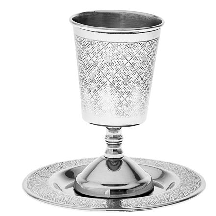 Picture of #11505 Kiddush Cup Stainless  Steel