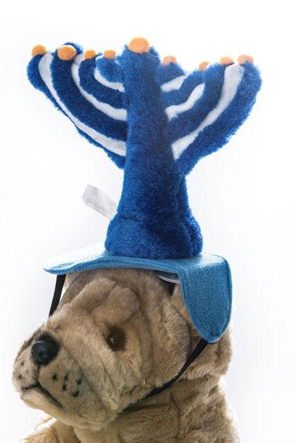 Picture of #935-C Menorah Hat