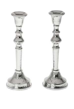 Picture of #11533 Stainless Steel Candle Stick Hammered