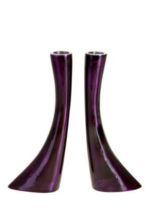 Picture of G102-PR Candle Stick Enamel Purple